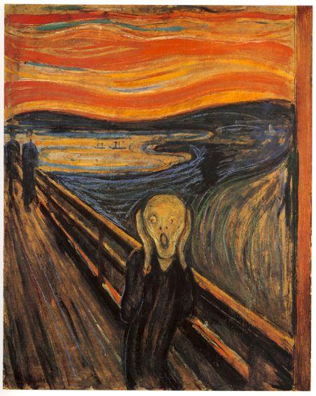 """""""Le Cri"""" - Munch"""